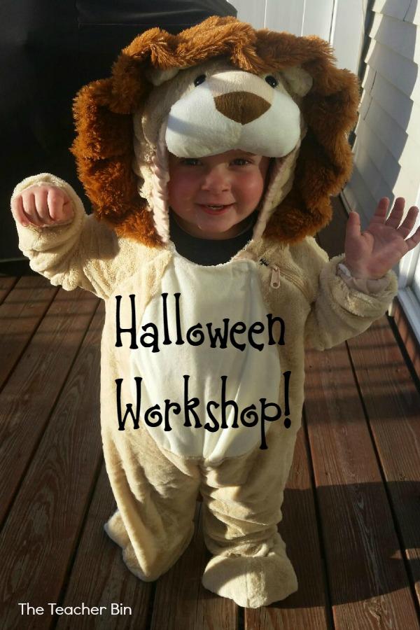 Halloween Workshop Ideas