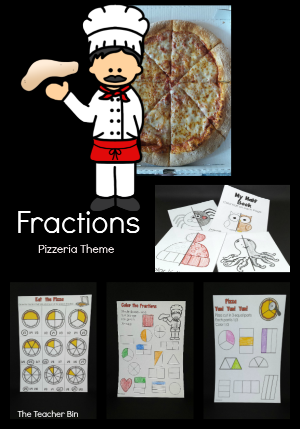 Fractions Pin