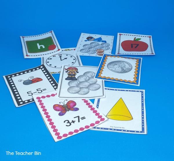 assess cards
