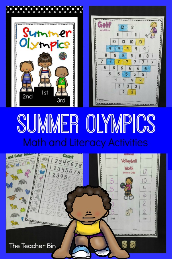 Summer Olympics- Let the Games Begin!