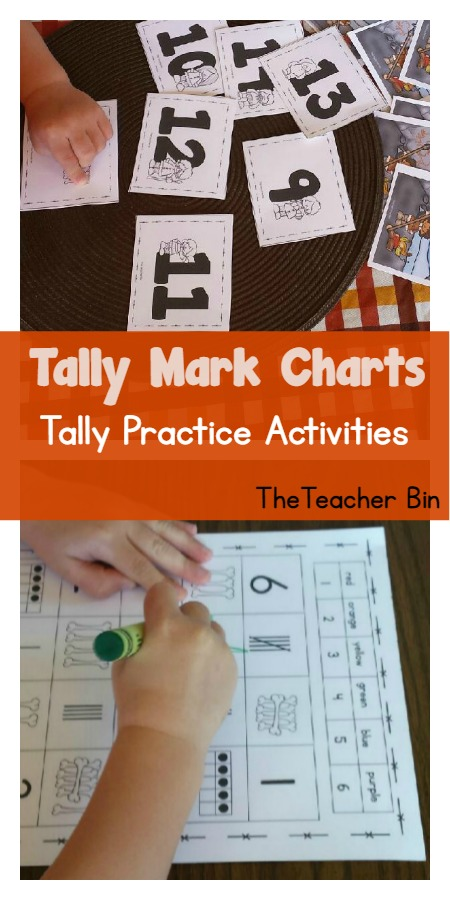 Tips for using Tally Marks