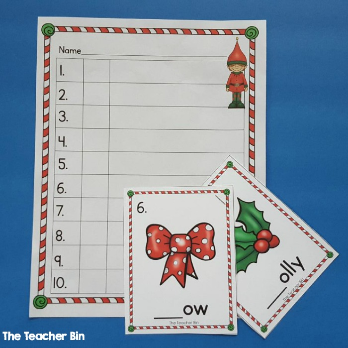 Santa Express workshop is the perfect way to combine holiday themed math centers and holiday themed literacy centers for kindergarten! It's a much faster and efficient way to get things done in the kindergarten classroom! #mathcenterskindergarten #literacycenterskindergarten #kindergartenholidayactivities #polarexpressactivities